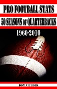 50 Seasons of Quarterbacks by Don Nichols